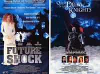 Future Shock/Quest of the Delta Knights - 11 x 17 Movie Poster - Style A