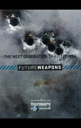 Future Weapons - 11 x 17 TV Poster - Style A