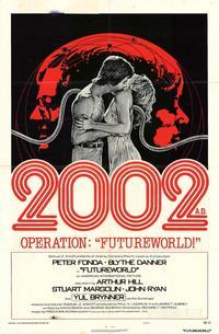 Futureworld - 11 x 17 Movie Poster - Style B
