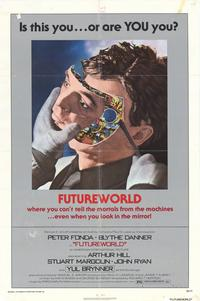 Futureworld - 11 x 17 Movie Poster - Style C