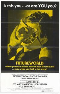 Futureworld - 11 x 17 Movie Poster - Style D