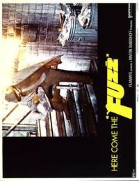 Fuzz - 11 x 14 Movie Poster - Style B