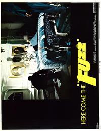 Fuzz - 11 x 14 Movie Poster - Style E