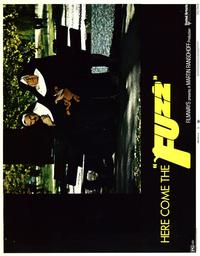 Fuzz - 11 x 14 Movie Poster - Style F