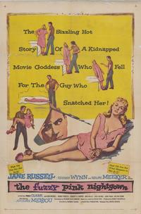 Fuzzy Pink Nightgown - 43 x 62 Movie Poster - Bus Shelter Style A