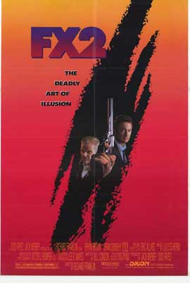 FX 2: The Deadly Art of Illusion - 27 x 40 Movie Poster - Style A