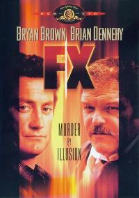 F/X - 27 x 40 Movie Poster - Style B