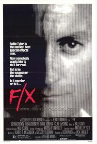 FX Murder By Illusion - 27 x 40 Movie Poster - Style B