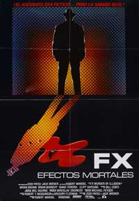 FX Murder By Illusion - 27 x 40 Movie Poster - Spanish Style A