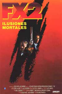 F/X2 - 11 x 17 Movie Poster - Spanish Style A