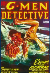 G-Men Detective (Pulp) - 11 x 17 Movie Poster - Style A