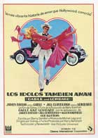 Gable and Lombard - 11 x 17 Movie Poster - Spanish Style A