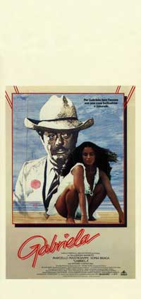 Gabriela - 13 x 28 Movie Poster - Italian Style A
