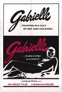 Gabrielle - 27 x 40 Movie Poster - Style A
