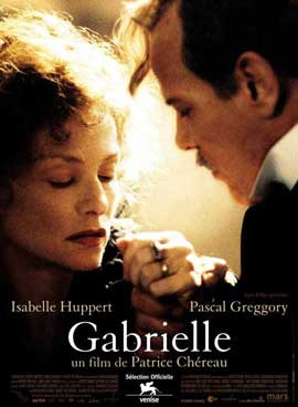Gabrielle - 11 x 17 Movie Poster - French Style A