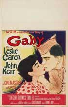 Gaby - 27 x 40 Movie Poster - Style B