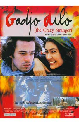 Gadjo Dilo - 11 x 17 Movie Poster - Style B