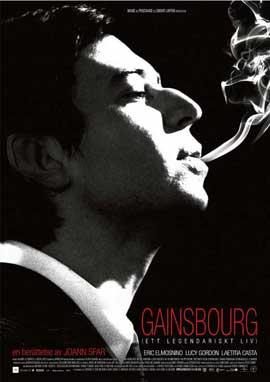 Gainsbourg (Vie heroique) - 27 x 40 Movie Poster