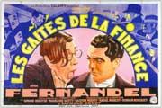 Gaites de la Finance, Les - 27 x 40 Movie Poster - French Style A