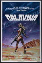 Galaxina - 27 x 40 Movie Poster - Style C