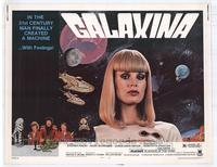 Galaxina - 22 x 28 Movie Poster - Half Sheet Style A