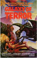 Galaxy of Terror - 11 x 17 Movie Poster - Style A