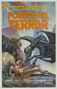 Galaxy of Terror - 43 x 62 Movie Poster - Spanish Style A