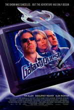 Galaxy Quest - 27 x 40 Movie Poster - Style A