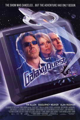 Galaxy Quest - 11 x 17 Movie Poster - Style A