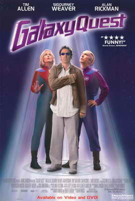 Galaxy Quest - 11 x 17 Movie Poster - Style C