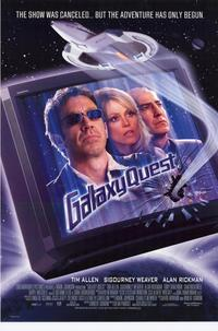 Galaxy Quest - 43 x 62 Movie Poster - Bus Shelter Style A
