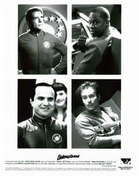 Galaxy Quest - 8 x 10 B&W Photo #2