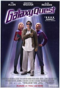 Galaxy Quest - 43 x 62 Movie Poster - Bus Shelter Style B