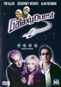 Galaxy Quest - 43 x 62 Movie Poster - Swedish Style A