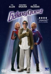 Galaxy Quest - 11 x 17 Movie Poster - Czchecoslovakian Style A