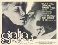 Galia - 11 x 14 Movie Poster - Style A