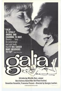 Galia - 11 x 17 Movie Poster - Style A