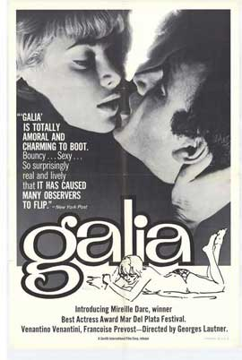 Galia - 27 x 40 Movie Poster - Style A