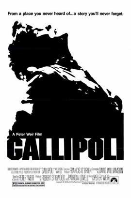 Gallipoli - 11 x 17 Movie Poster - Australian Style A