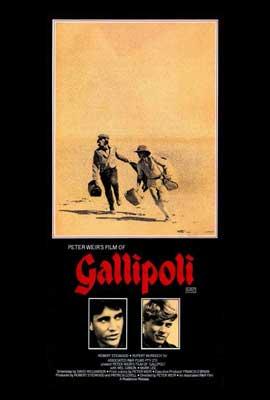 Gallipoli - 27 x 40 Movie Poster - Style B