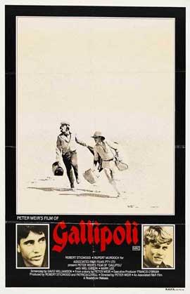 Gallipoli - 27 x 40 Movie Poster - Australian Style A