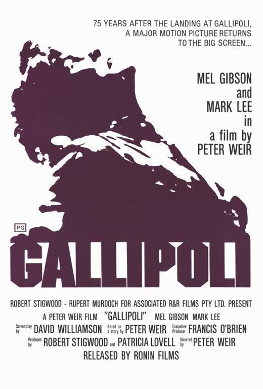 Gallipoli Movie Posters From Movie Poster Shop