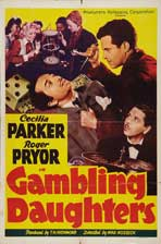 Gambling Daughters - 27 x 40 Movie Poster - Style A