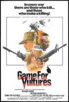 Game for Vultures - 11 x 17 Movie Poster - Style A