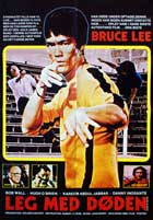Game of Death - 11 x 17 Movie Poster - Danish Style A