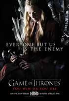 Game of Thrones (TV) - 27 x 40 TV Poster - Style E