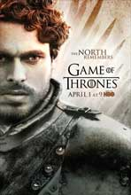 Game of Thrones (TV) - 11 x 17 TV Poster - Style J