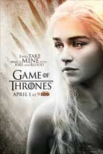 Game of Thrones (TV) - 11 x 17 TV Poster - Style M