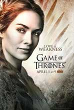 Game of Thrones (TV) - 11 x 17 TV Poster - Style O