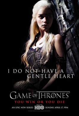 Game of Thrones (TV) - 43 x 62 TV Poster - Style B